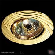 Точечный светильник 03075-9.0-001AK MR16 GD