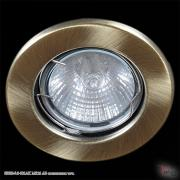 Точечный светильник 05002-9.0-001AK MR16 AB