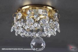 Точечный светильник 01071-9.0-001CT MR16 GD/CL