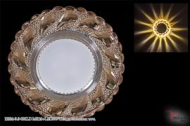Точечный светильник 11024-9.0-001LD MR16+LED3W TEA