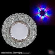 Точечный светильник 11063-9.0-001LD MR16+LED3W WT (MIX)