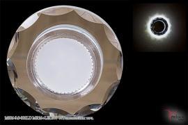 Точечный светильник 14006-9.0-001LD MR16+LED3W WT