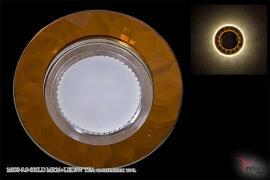 Точечный светильник 14008-9.0-001LD MR16+LED3W TEA