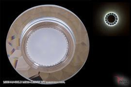 Точечный светильник 14008-9.0-001LD MR16+LED3W WT