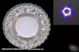 Точечный светильник 14321-9.0-001LD MR16+LED3W WT (MIX)