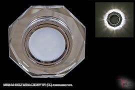 Точечный светильник 16302-9.0-001LF MR16+LED3W WT (CL)