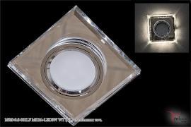 Точечный светильник 16310-9.0-001LF MR16+LED3W WT (CL)